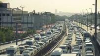 NAVIGASYON - Tatilciler bayramda 53 milyon kilometreden fazla yol kat etti