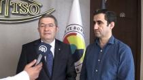 TICARET VE SANAYI ODASı - Tebriz-Van Tren Seferleri Başladı