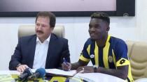 Mehmet Yiğiner - Thievy Bifouma'nın Yeni Adresi MKE Ankaragücü