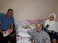 AHMET KURT - Trabzon Aile Ve Sosyal Politikalar İl Müdürlüğü Ramazan Ayında 4 Bin 395 Aileye Ziyarette Bulundu