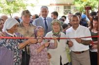 KADIN YAŞAM MERKEZİ - Tunceli'de 'Kadın Yaşam Merkezi' Açıldı