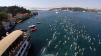 KANLıCA - Türkiye İki Kıta Arasında Yüzmek İçin Kulaç Attı