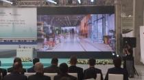 ORHAN AYDIN - Türkiye'nin İlk Metro İhracatı İçin Tören