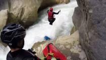 KANYON - Valla Kanyonu'nun Tabanındaki Değişiklikler Araştırıldı