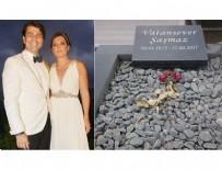 BAYRAM ZİYARETİ - Vatan Şaşmaz'ın mezarı boş kaldı