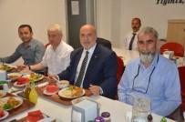 İŞSİZLİK ORANI - Yelis Fabrika İşçileriyle Bir Araya Geldi