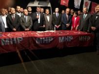 İŞSIZLIK - Yeşiltepeliler'den MHP'ye  Tam Destek