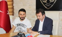 Yusuf Abdioğlu Hatayspor'da