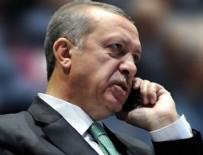 LİONEL MESSİ - 15 Temmuz'da Erdoğan'la Messi'li telefon konuşması
