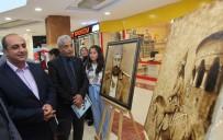 MUSTAFA AKGÜL - Ahlat'ta Açılan Resim Sergisi Büyük Beğeni Kazandı