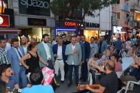 İZMIR MARŞı - AK Parti, Karşıyaka Çarşı'yı 'İzmir Marşı' İle İnletti