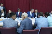 AK PARTİ İL BAŞKANI - AK Parti Milletvekili Adayları Ovacık Halkıyla Buluştu