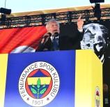 ÜMİT ÖZAT - 'Ali, Sen Gel Futbolu Yönet Ben Amatör Şubeleri Yöneteyim'