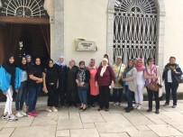 ORHAN GAZİ - Aliağalı Kadınlar Bursa'da Tarihe Yolculuk Yaptı