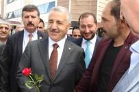 Assistt Çağrı Merkezi'nin Açılışı Sonrası İlk Çağrıya Bakan Arslan Çıktı
