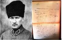 Atatürk'ün Kozan'daki Katliamları Protesto Belgesi Bulundu