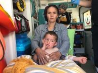 Ateşi Yükselen Firari Bebek Bursa'ya Sevk Edildi
