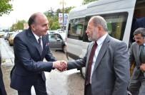 RECEP AKDAĞ - Başbakan Yardımcısı Akdağ'dan ETSO'ya Ziyaret