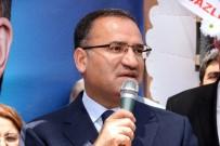 Başbakan Yardımcısı Bozdağ, 'Bunların Projesi Yok. Yıkım Projeleri Var Yıkım'