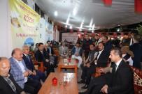 AK PARTİ MİLLETVEKİLİ - Başkan Başsoy'dan 15 Temmuz Yerel Ticaret Fuarı Esnafına Ziyaret