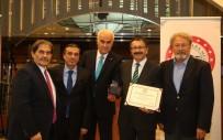 NEVZAT CEYLAN - Başkan Tiryaki'ye, 'Üstün Hizmet Başarı Ödülü'