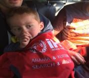 MEDINE - Bebek Firarda Açıklaması Kaybolunca Geceyi Ormanda Geçirdi