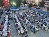 ÖZLEM ÇERÇIOĞLU - Büyükşehirden Binlerce Adalıya İftar Yemeği