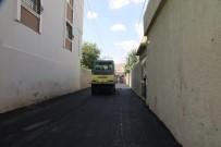 CEMAL GÜRSEL - Cizre'de Asfaltlama Çalışmaları Devam Ediyor