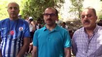 HAKKARI ÜNIVERSITESI - Çukurca'da Rafting Heyecanı