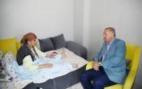 SEVINDIK - Cumhurbaşkanı Erdoğan, Kanser Hastası Kadının İsteğini Kırmadı