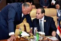 MISIR CUMHURBAŞKANI - Darbeci Sisi, İkinci Cumhurbaşkanlığı Dönemi İçin Yemin Etti