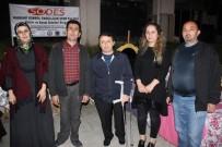 HAKKARI VALILIĞI - Engelliler Derneğinden Yıl Sonu Sergisi