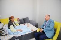 SEVINDIK - Erdoğan Kanser Hastası Kadının İsteğini Kırmadı