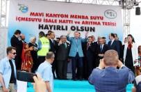 GEÇİŞ KÖPRÜSÜ - Erdoğan Konya'da Tesis Açtı