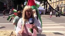 VİZE BAŞVURUSU - Filistinli Atlet Filistinliler İçin Koştu