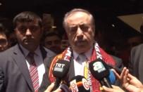 ABDURRAHIM ALBAYRAK - 'Futbol Takımına UEFA'nın Sınırlamaları Ölçüsünde...'