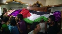 GÖZ YAŞARTICI GAZ - Gazze'nin 'Yardım Meleği' Son Yolculuğuna Uğurlandı