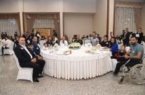 KUVVET KOMUTANLARI - Genelkurmay Başkanı Akar, Gazi Aileleriyle İftarda Bir Araya Geldi