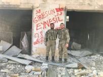 Giresunlu Şehit Afrin'den Memleketine Selam Göndermişti