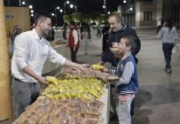 HALK EKMEK - Halk Ekmek'ten Teravih İkramı