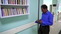 Hasta Ve Hasta Yakınlarını Kitaplarla Buluşturdu