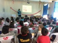 ATATÜRK İLKOKULU - Hisarcık'ta 'Güvenilir Gıda Ve Kişisel Hijyen' Eğitimi