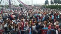 AZİZ SANCAR - İyi Parti Genel Başkanı Meral Akşener'in Osmaniye Mitinginde Alan Boş Kaldı