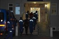 KUTLAY - Jandarmanın Kuşadası'na Kadar İzini Sürdüğü Cinayet Şüphelisi Ortaca'ya Getirildi