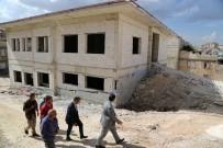 KARACAOĞLAN - Karacoğlan Sosyal Tesisinde Sona Yaklaşıldı