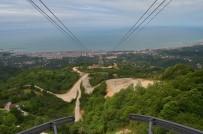 Karadeniz'in En Uzun Mesafeli Teleferik Projesi Tamamlandı
