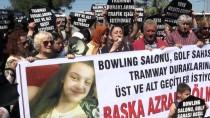 ÜST GEÇİT - Kızını Kaybeden Anneden 'Üst Geçit' Eylemi