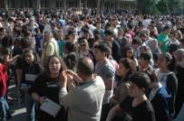 GİRİŞ BELGESİ - Liselere Girişte Bu Yıl İlk Kez Uygulanan Merkezi Sınav Başladı