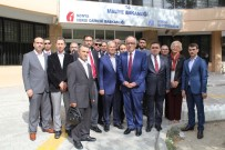 KAMU ÇALIŞANLARI - MHP Genel Başkan Yardımcısı Mustafa Kalaycı Açıklaması 'Memurlara Da Yılda İki Maaş İkramiye Vereceğiz'