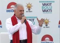 BİLİM SANAYİ VE TEKNOLOJİ BAKANI - 'Milletin Hislerine Yabancı Olanlar AK Parti'yi Anlayamaz'